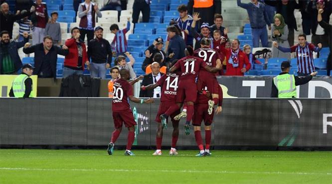 Trabzonspor-Osmanlıspor:4-3