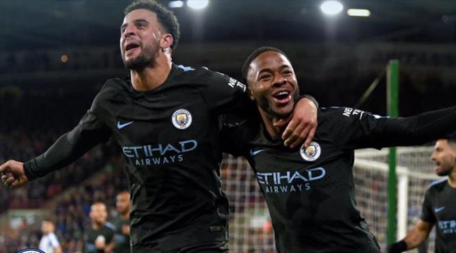 City Premier Lig'de tarih yazdı