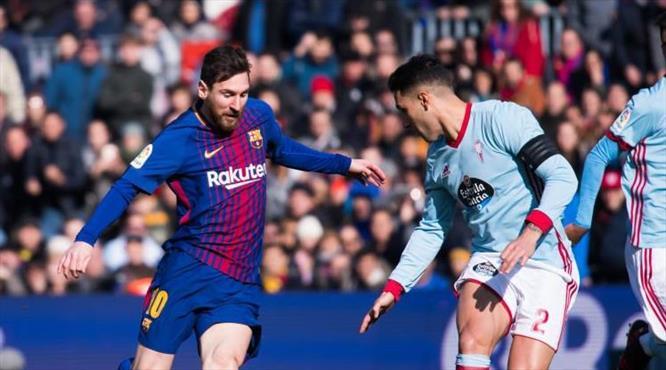 Barça'ya Vigo çelmesi (ÖZET)