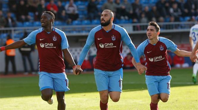 Kasımpaşa-Trabzonspor:0-3