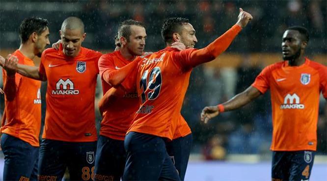 M.Başakşehir-Antalyaspor:4-1