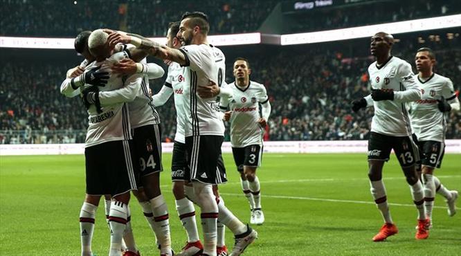 Beşiktaş-Kasımpaşa: 2-1