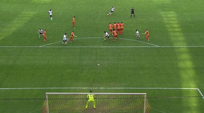 Robinho'dan müthiş gol