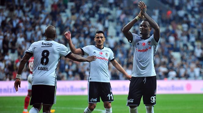 Beşiktaş'ın golleri (1. Bölüm)