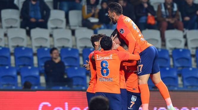 M.Başakşehir'in golleri (1. Bölüm)
