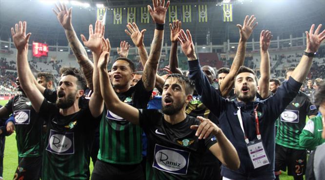TM Akhisarspor'un golleri (1.Bölüm)
