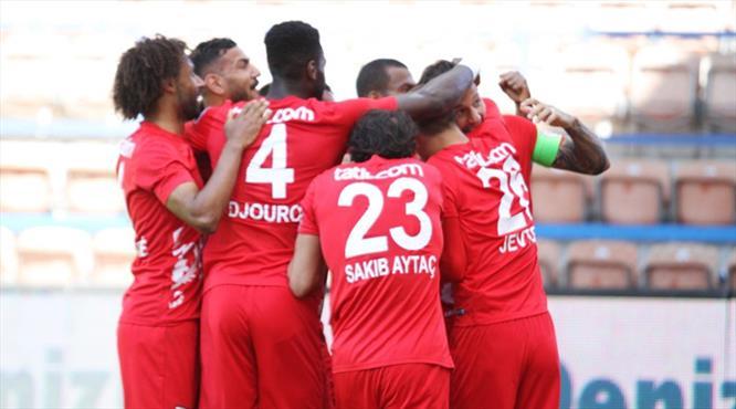 Antalyaspor'un golleri (1. Bölüm)